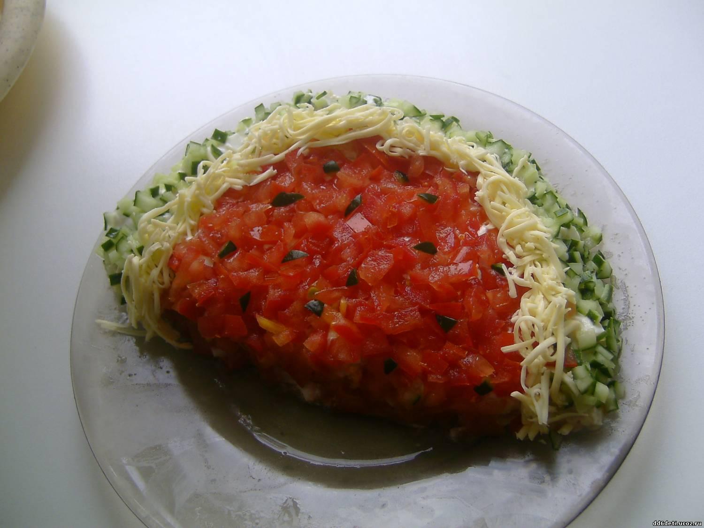 Рецепты недорогих и вкусных салатов с фотографиями 92